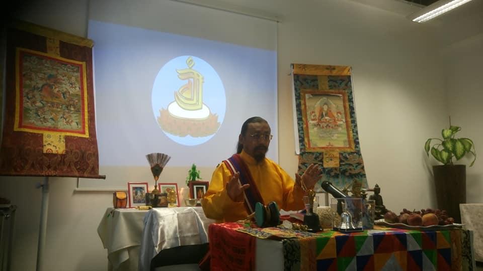 Dzogchen Kalachakra